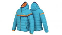 Technologic - Solid Mech Stretch Down Jacket