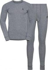 Men's Active Warm Long Sleeve Base Layer Set