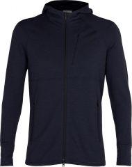 M Quantum II Long Sleeve Zip Hood