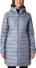 Lake 22™ Down Long Hooded Jacket