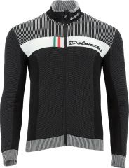 Unisex Athlesyon Dolomites Knitted 2ND Layer Full Zip