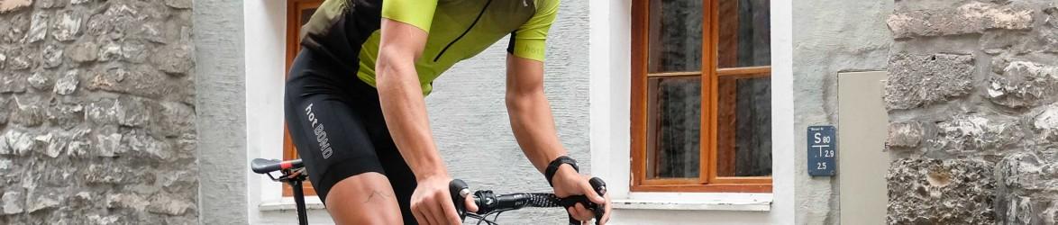 Fahrradhosen und Bike-Shorts