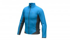 Ski-Sweater Full Zip Stretch-Fleece