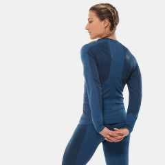 Women's Sport Long Sleeve Crew Neck