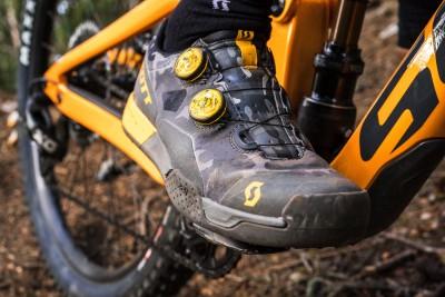MTB Schuhe überzeugen mit weicher Sohle und besserem Profil