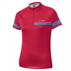 Women Bike Shirt Half Zip Pace