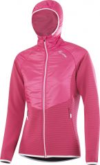 Women Hooded Hybridjacket Izzy PL Active