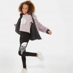 Girls Cotton Blend Legging BIG Logo
