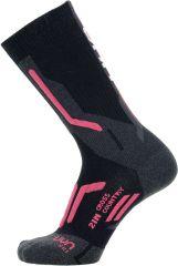 Lady Ski Cross Country 2IN Socks