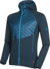 Aconcagua Light Hybrid ML Hooded Jacket Men