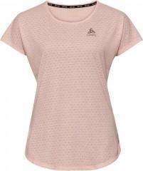 T-shirt Short Sleeve Crew Neck Run Easy Linencool