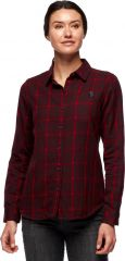 W Serenity LS Flannel Shirt