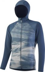 Women Hooded Hybridjacket Speed PL Active