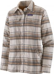 W's Insulated Fjord Flannel Jacket