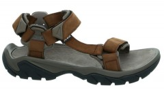 Terra Fi 5 Universal Leather Sandal Mens